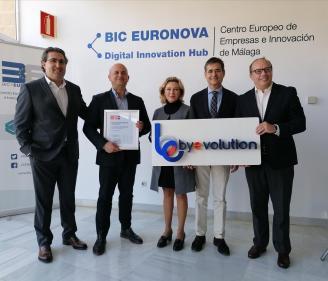 Byevolution, distinguida a nivel nacional como Empresa Innovadora de Base Tecnológica